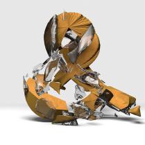 Generative artwork for Adobe image campaign (2012) - sketch